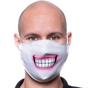 Amigo cheese mask