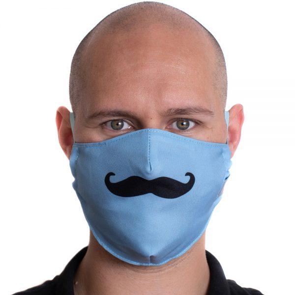 Amigo hipster mask
