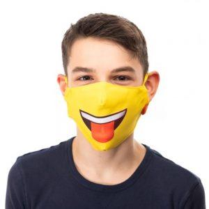 Emoji Tongue Masks